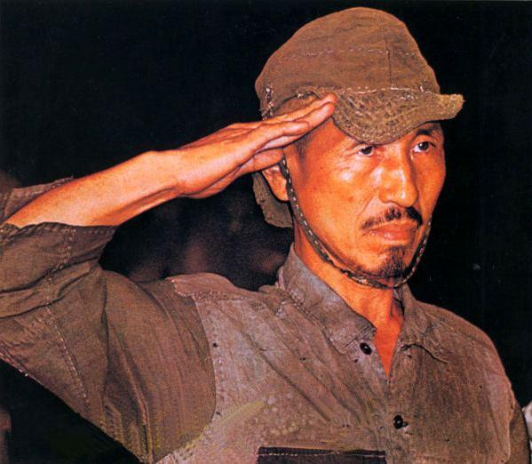小野田寛郎元陸軍少尉