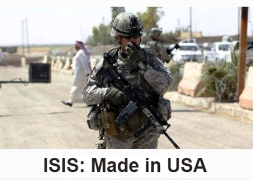 ISIS=made in USA