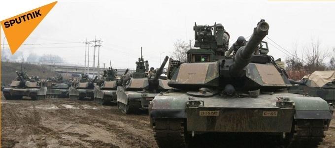 米韓軍事演習中止