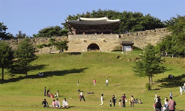 韓国青州市