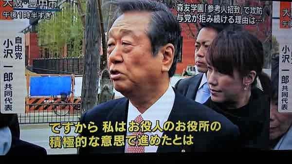 小沢一郎論