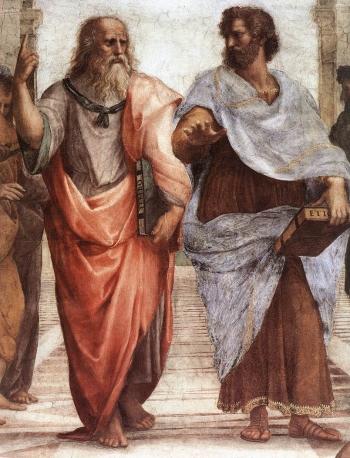 プラトンとアリストテレス