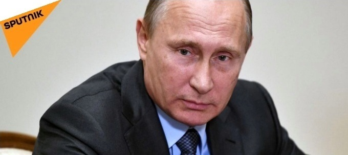 プーチン祝電